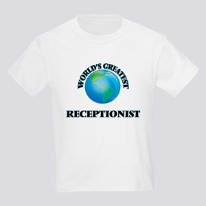 World's Greatest Receptionist T-Shirt